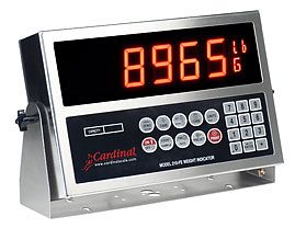 Cardinal 210FE Digital Weight Indicator